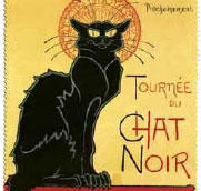 Putsduk Chat noir