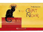 Glasgonfodral Chat noir