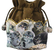 Duffelbag Henry Cats
