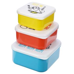 Trepack lunchlådor